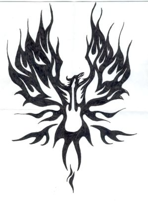 Phoenix Tattoo Designs Picture 4