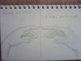 {Practicing drawing hands} by asklen-kagamine