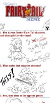 Fairy Tail Meme by SweetJanie