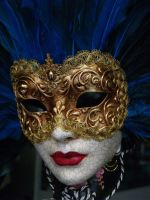 Venetian Mask by chribob