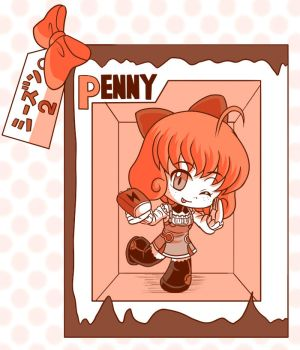Box Penny by arusuzuki