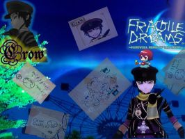 Crow Memories :3 Fragile Dreams by fanficreater