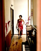 Ada Wong Resident Evil 4 Cosplay Capcom Biohazard by lenity