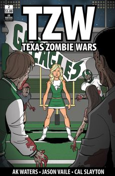 Texas Zombie Wars #2 by calslayton