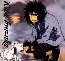 Kiba Inuzuka smudge by Mezumo