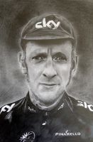 Bradley Wiggins - 2014 by Jon-Wyatt