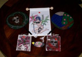 For Sale: Group - Accessories by SmilinPirateTattoo