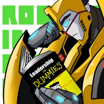 RID: Bumblebee by Evelynism