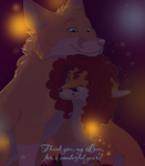 Thank you! by Evelinapoodle