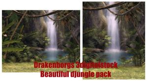 Beautiful djungle by 3DigitalStock