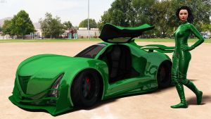 Racing Green by JV-Andrew