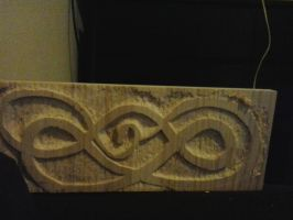 world serpent better image useless wood by cearabhall