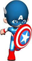 The First Avenger by Spanky45699