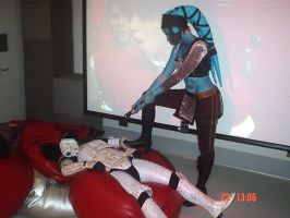 Aayla Costume by quotidia
