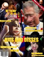 the freaking news tabloid by R-Clifford