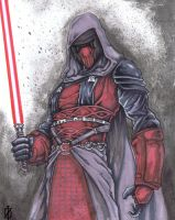 Darth Revan KOTOR by ChrisOzFulton