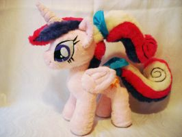 Princess Cadence Plush 2 by mmmgaleryjka