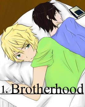 First and Forbidden: Ch. 1 - Brotherhood by Esperios