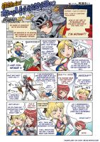 Soul Calibur Omake...Part 1 by AzurillMarill
