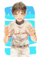 Izumiiiiiiiiiii by stephcral