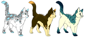 Cat Adopts -Make An Offer/Name Your Price- by Llamadopts
