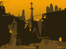 City of the Searchers by agentfive