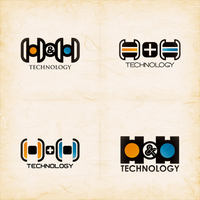 H+H Technology - Logo Study by Bionear