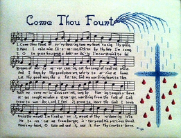 Come Thou Fount by Shiloh-Tovah