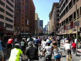 CicLAvia - April 10, 2010 by erickthedesigner