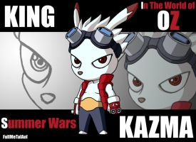 King Kazma by FullMeTalAof