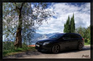 My Focus ST 01 by deaconfrost78