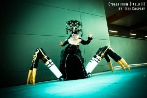 Cydaea (Maiden of Lust) cosplay 009 by IchiCosplayArt
