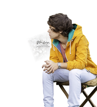 Harry Styles render 016 [.png] by Ithilrin by Ithilrin