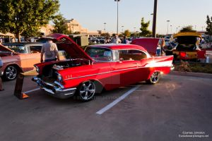 1957 Chevrolet Bel-Air by element321