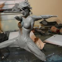 X-Force: Domino WIP 2 by SKBstudios