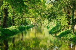 Wilts and berks Canal by Astroandre