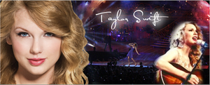 Taylor Swift banner by Sapphire-Arkenstone