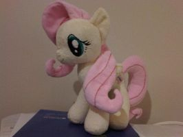 Fluttershy Commission for draggadon by caashley