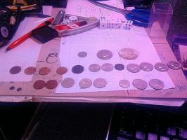 My coin collection by cmr-1990