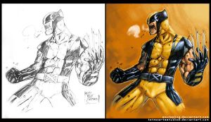 ultimate wolvie colabs by RocketPancake
