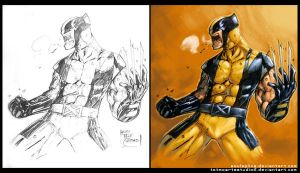 ultimate wolvie colabs by soulspline
