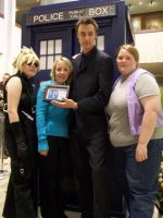 Doctor Who at UK Games Expo 09 by Tardis999