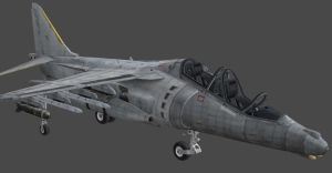 RE6 CHRIS AIRPLANE by Oo-FiL-oO