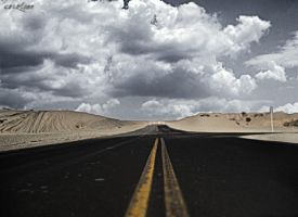 follow my road by criz100