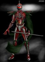 Lord Zedd by Distephano