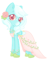 Wishing Fluff - Gala Dress by pigchan