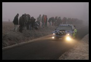 Solberg cuts through the fog by gazdapavo