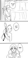 Poor Aang... by beanaroony