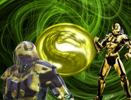 MK 2011 Cyrax Wallpaper by FallingCyrax