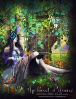 The Forest of Dreams by katherine-lemus